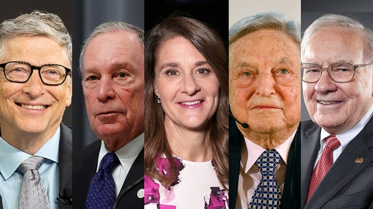 Giving Tuesday: Meet the country's top philanthropists