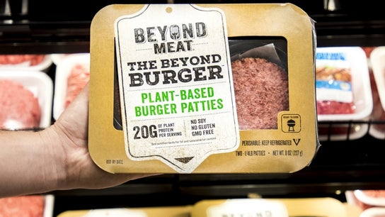 Beyond Meat shares pop as another restaurant chain jumps on plant-based meat bandwagon