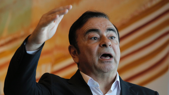 As Ghosn heads for Nissan exit, Renault merger hopes fade