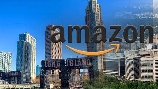 Amazon picks NYC, Northern Virginia as added headquarters