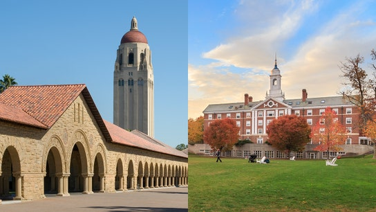 Stanford dethrones Harvard as top business school