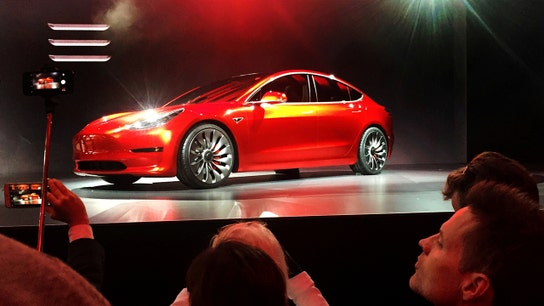 Tesla shares drop as deliveries disappoint