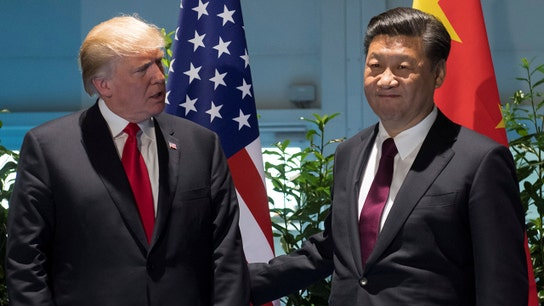 Trump says slumping Chinese economy incentive for Beijing to reach trade deal