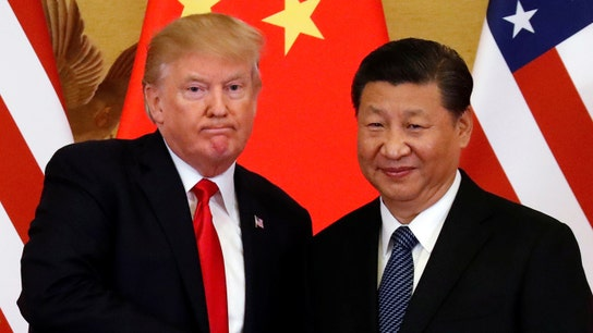China does not believe the Mueller report will hurt President Trump; Trade talks resume