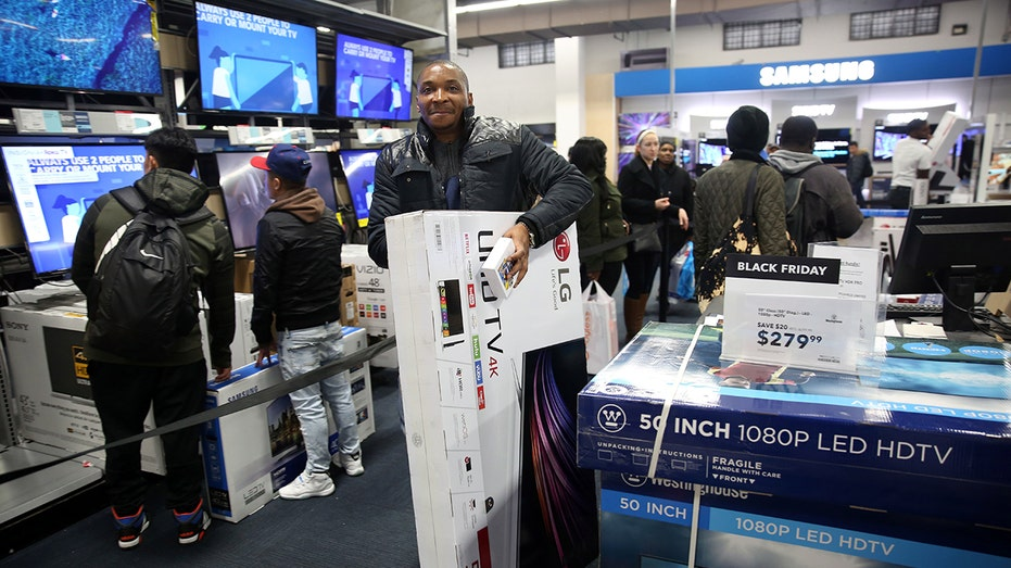 Black Friday Smart Tv Buyers Should Take This Fbi Cybersecurity Advice Fox Business