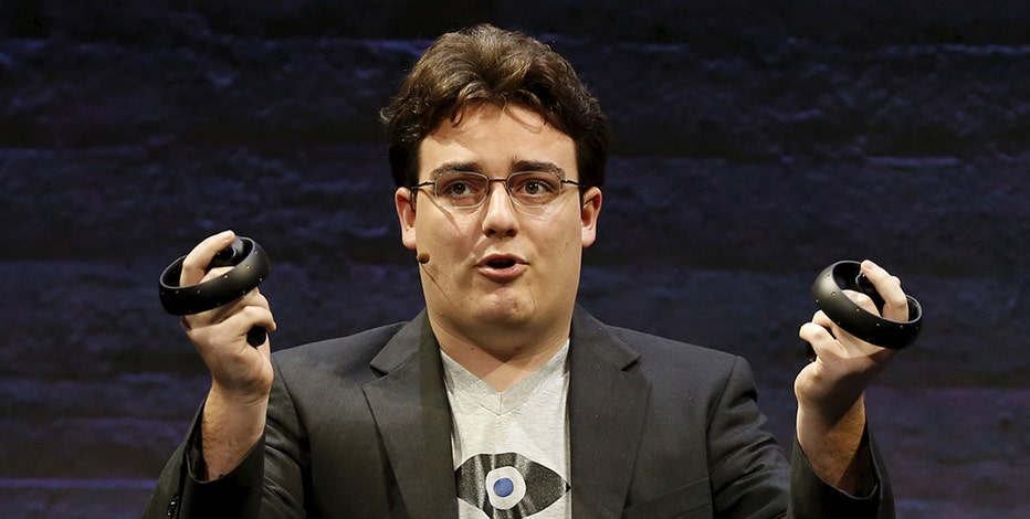 Oculus Co-Founder Luckey Was Fired By Facebook For Supporting Trump