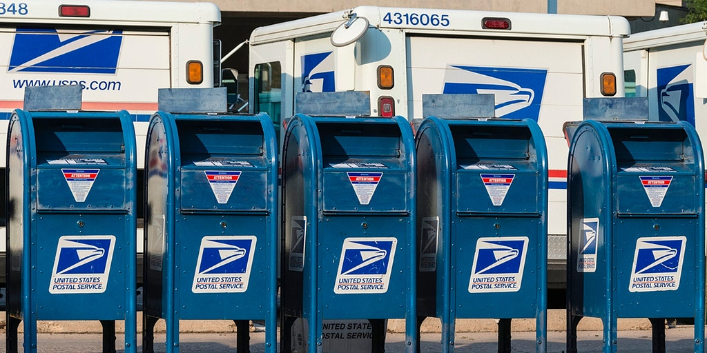 Postal Service losing billions and delivering fewer packages