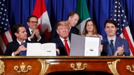 Trump hammers 'do-nothing Democrats' for not approving trade deal