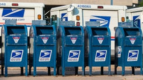 Postal Service revenue sent down