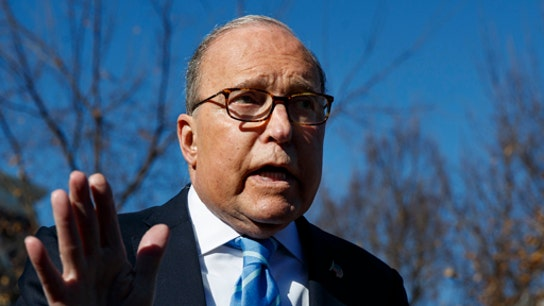 Kudlow: No reason to 'obsess' about budget deficit