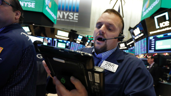 Markets Right Now: US stocks dive as trade jitters return