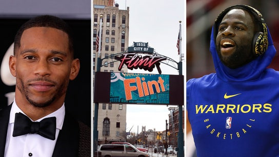 Draymond Green, Victor Cruz and Flint Michigan's startup community