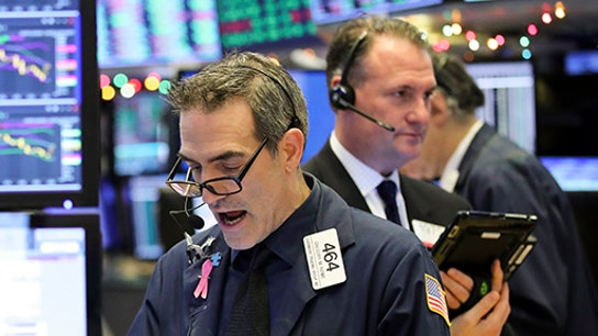 Dow surges late day on Mexican tariff delay reports