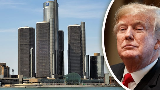 GM defends US investment following Trump jabs over Ohio plant