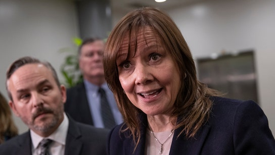 GM CEO Mary Barra was forced to shut US plants: Bob Nardelli
