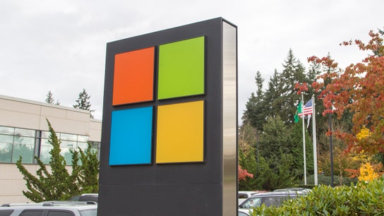 Microsoft 'opening up a new market' to bolster economic growth, president says