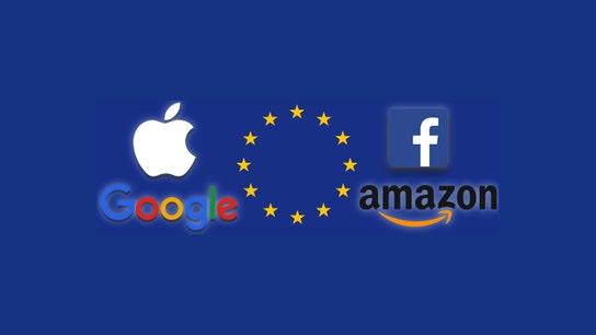 Europe's assault on American internet companies escalating