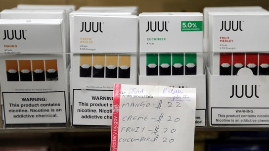 FDA moves to ban sales of flavored e-cigs