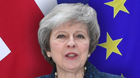 Britain's May survives no-confidence vote by lawmakers