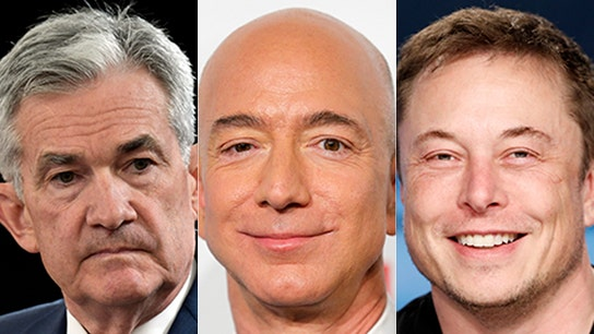 Elon Musk, Amazon's Bezos and Fed's Powell land on 2018 blunders and bright spot list