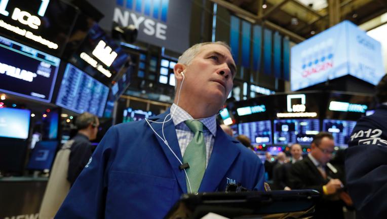 US stocks stumble again; Johnson & Johnson nosedives