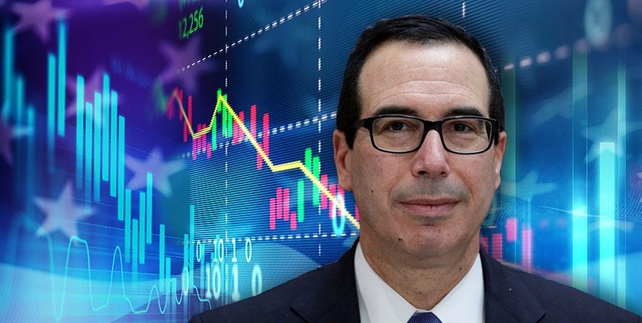 Treasury's Mnuchin says no recession on horizon, China will ultimately pay for tariffs