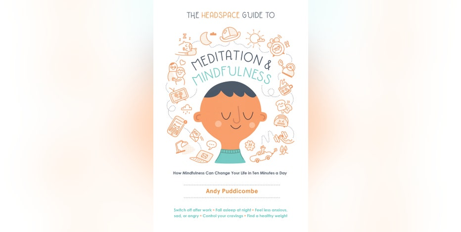 the headspace guide to mindfulness and meditation puddicombe andy