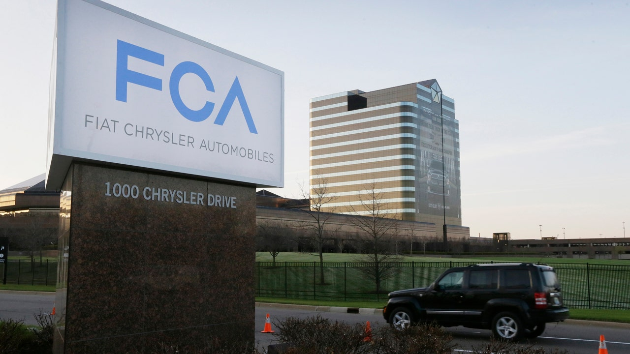 Fiat Chrysler to launch $4.5B investment in Michigan plants