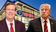 Toyota boss to Trump: No such thing as American-made car