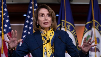 Pelosi hints USMCA may not come up for a vote this year