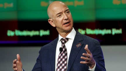 Amazon boss Jeff Bezos' phone 'hacked by Saudi crown prince': report