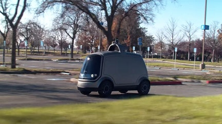 US highway agency approves autonomous vehicle