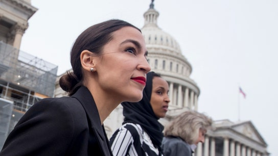 Alexandria Ocasio-Cortez giving 'old guard' Democrats a fit: Varney