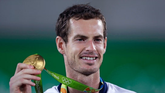 Andy Murray to retire as 4th-highest earner in tennis history