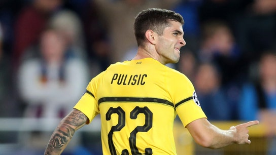 US soccer star Christian Pulisic scores record $73M transfer deal