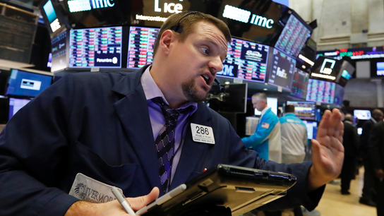 Jittery Wall Street has a lot ahead to be nervous about