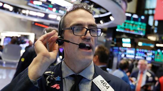 Markets Right Now: Stocks soar, erasing Thursday's plunge
