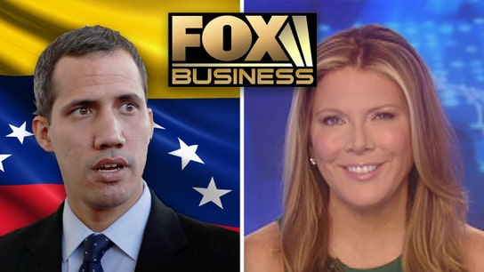 Venezuelan opposition leader Juan Guaidó joins FBN's Trish Regan: EXCLUSIVE