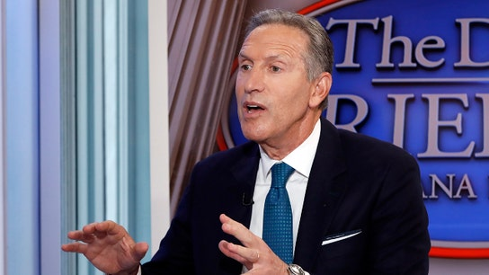 Howard Schultz 'freaked out' by Democratic backlash to independent presidential run, as he weighs bid