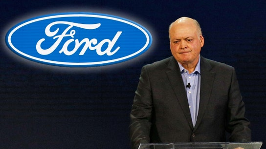 Ford overhauls leadership team amid CFO departure, European restructuring