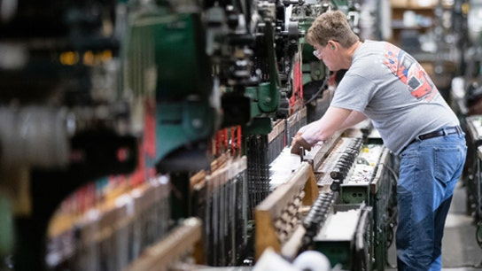 Help wanted: About 500K manufacturing jobs currently unfilled