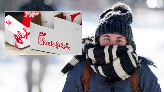 Chick-fil-A fans get frozen out of free food opportunity