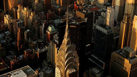 Chrysler Building, iconic New York City landmark, up for sale