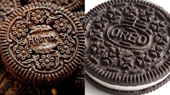 Oreo slapped with a complaint by rival for 'hiding' its cookies