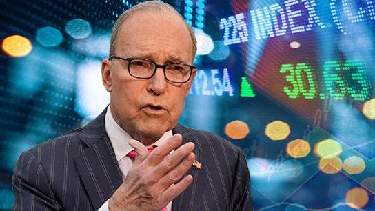 Larry Kudlow: US economic recession isn't happening