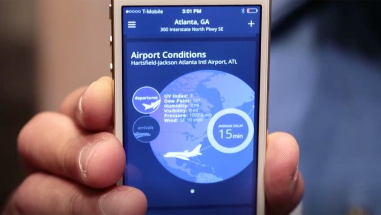 LA sues Weather Channel, alleging it sold app users' data