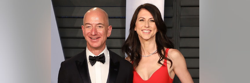 MacKenzie Bezos, among world's richest women, pledges to donate half her $35B fortune to charity