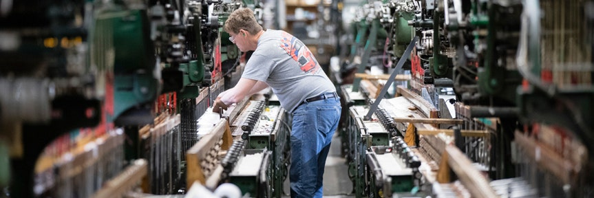EMPLOYMENT AMONG 'PRIME AGE' MEN DECLINING AT ALARMING RATE