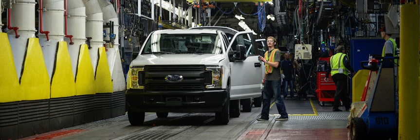 GM, Ford are shrinking their workforces. Here's why.