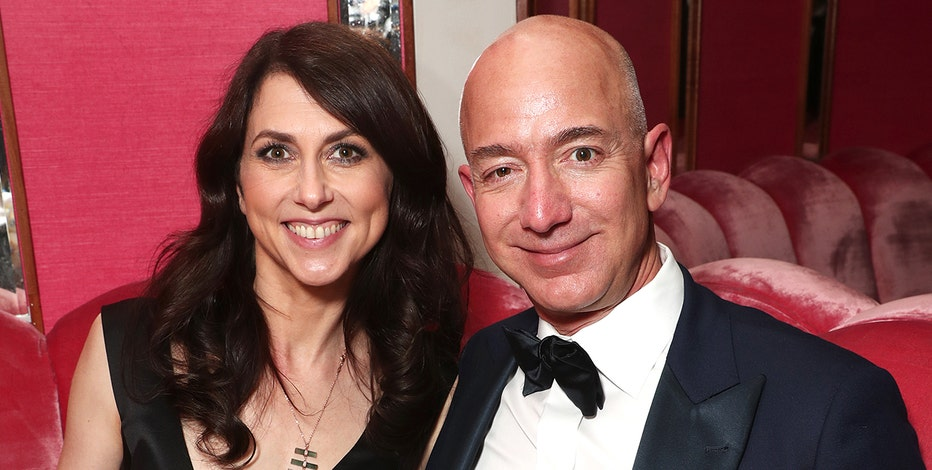 Amazon's Jeff Bezos is getting a divorce after 25 years of marriage